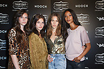 Models pose at the Thursday Boot Company Presentation at Vandal on September 13, 2017 in New York City.