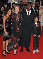 Alex McQueen, Bianca Stigter, Steve McQueen and Dexter McQueen at the &quot;Widows&quot; opening film gala, 62nd BFI London Film Festival 2018, Cineworld Leicester Square, Leicester Square, London, England, UK, on Wednesday 10 October 2018.<br /> CAP/CAN<br /> &copy;CAN/Capital Pictures