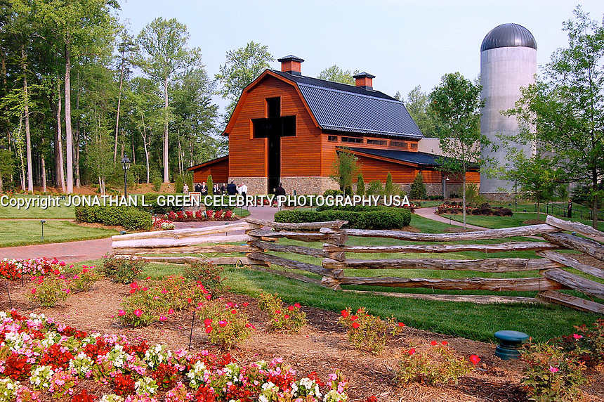 Billy Graham Library And Museum Charlotte North Carolina<br /> USA