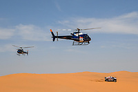 12th January 2020, Riyadh, Saudi Arabia;  315 Serradori Mathieu (fra), Lurquin Fabian (bel), Century, SRT Racing, during Stage 7 of the Dakar 2020 between Riyadh and Wadi Al-Dawasir, 741 km - SS 546 km, in Saudi Arabia - Editorial Use