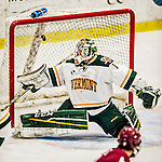 2015-11-15 NCAA: UMass Amherst at Vermont Men's Hockey