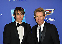 Sean Baker &amp; Willem Dafoe at the 2018 Palm Springs Film Festival Awards at Palm Springs Convention Center, USA 02 Jan. 2018<br /> Picture: Paul Smith/Featureflash/SilverHub 0208 004 5359 sales@silverhubmedia.com