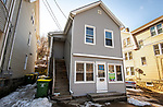 WATERBURY,  CT-031119JS01- Lead remediation is nearly complete at this home at 150 Charles Street in Waterbury. Landlords are worried a drop in the threshold of allowable lead in Section 8 housing might cause financial hardship.  <br /> Jim Shannon Republican American