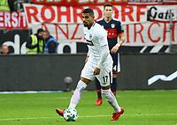 Kevin-Prince Boateng (Eintracht Frankfurt) - 09.12.2017: Eintracht Frankfurt vs. FC Bayern München, Commerzbank Arena