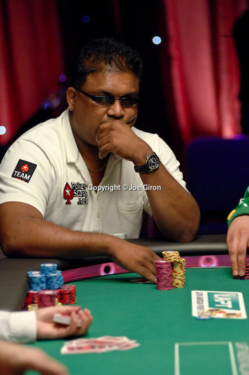 Victor Ramdin is all in,