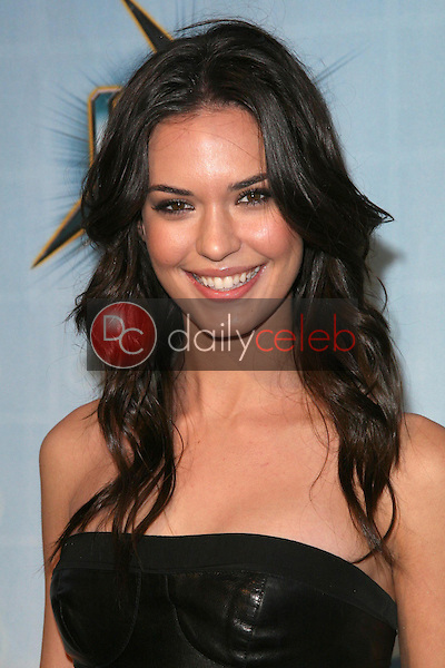 Odette Yustman <br /> at Spike TV's 2008 'Video Game Awards'. Sony Pictures Studios, Culver City, CA. 12-14-08<br /> Dave Edwards/DailyCeleb.com 818-249-4998