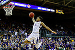 Dejounte Murray-University of Washington freshman guard Dejounte Murray has decided to enter the NBA draft after his freshman year at the UW. (Photography by Scott Eklund/Red Box Pictures)