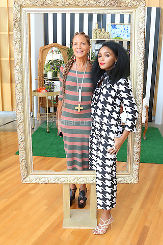 New York Ny Aug 27: The Pre-VMA Fem The Future Brunch with Janelle Monae in New York City on August 27, 2016 Credit Walik Goshorn / MediaPunch