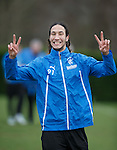 210214 Rangers training