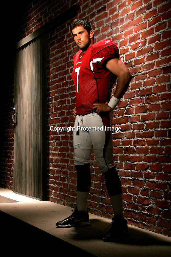 Matt Leinart, Arizona Cardinals.Photo by Chris Covatta