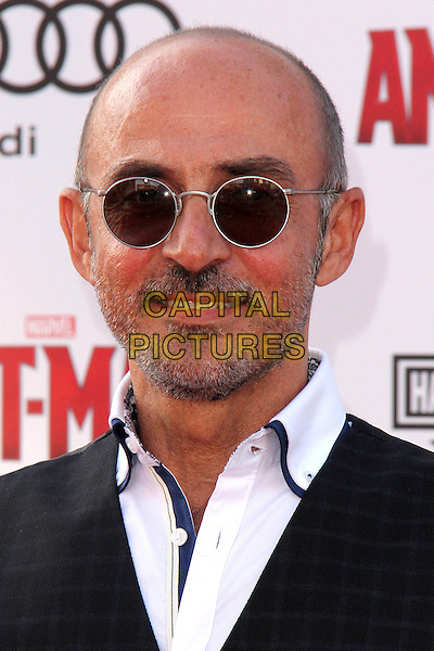 HOLLYWOOD, CA - JUNE 29: Shaun Toub at the premiere of Marvel's 'Ant-Man' at the Dolby Theatre on June 29, 2015 in Hollywood, California. <br /> CAP/MPI/DC/DE<br /> &copy;DE/DC/MPI/Capital Pictures