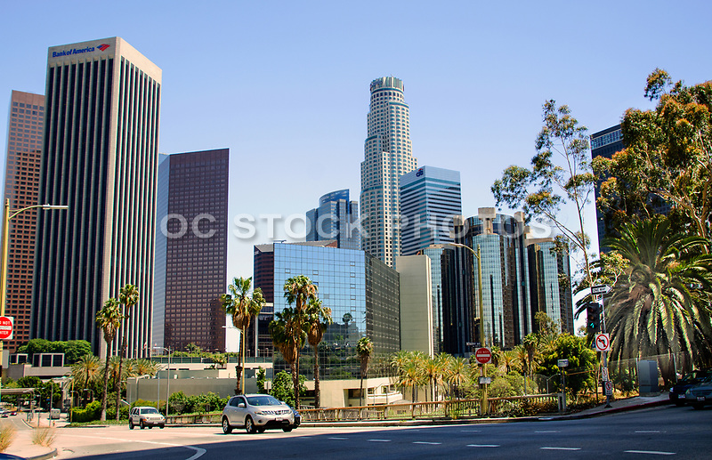 Bunker Hill Los Angeles