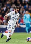 Nacho Fernandez of Real Madrid in action during their La Liga match between Real Madrid and Real Betis at the Santiago Bernabeu Stadium on 12 March 2017 in Madrid, Spain. Photo by Diego Gonzalez Souto / Power Sport Images