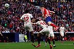 Atletico de Madrid's Saul Ñiguez during La Liga match. Mar 07, 2020. (ALTERPHOTOS/Manu R.B.)