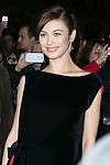 Olga Kurylenko attend the The Water Diviner Premiere at Callao Cinemas, Madrid,  Spain. March 26, 2015.(ALTERPHOTOS/)Carlos Dafonte)