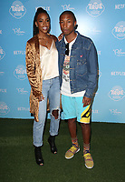 10 August 2017 - Los Angeles, California - Kelly Rowland, Pharrell Williams. &quot;True And The Rainbow Kingdom&quot; Netflix Sneak Peek. <br /> CAP/ADM/FS<br /> &copy;FS/ADM/Capital Pictures