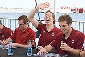 120406-PARTIAL-Boston College Eagles & Ferris State University Bulldogs Autograph Sessions