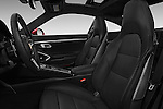 Front seat view of 2018 Porsche 911 Turbo 2 Door Coupe Front Seat  car photos