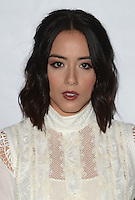LOS ANGELES, CA - SEPTEMBER 19: Chloe Bennet at the premiere of ABC's 'Agents of Shield' Season 4 at Pacific Theatre at The Grove on September 19, 2016 in Los Angeles, California.  Credit: David Edwards/MediaPunch