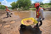Cuadrilla  de GMex en rio Sonora, Arizpe