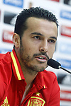 Spain's Pedro Rodriguez in press conference after training session. March 21,2017.(ALTERPHOTOS/Acero)
