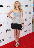 HOLLYWOOD, LOS ANGELES, CA, USA - MAY 22: Saxon Sharbino at the Los Angeles Premiere Of 'Trust Me' held at the Egyptian Theatre on May 22, 2014 in Hollywood, Los Angeles, California, United States. (Photo by Xavier Collin/Celebrity Monitor)