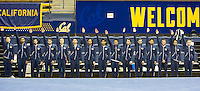 Cal Gymnastics M vs Pac 12 Open, February 11, 2017