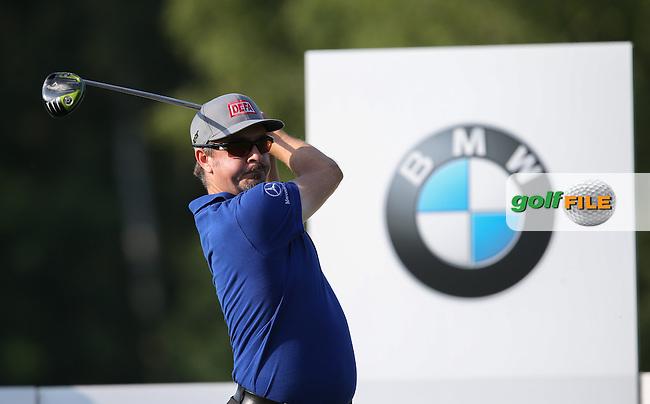 Mikko Korhonen (FIN) during Round Two of the 2015 BMW International Open at Golfclub Munchen Eichenried, Eichenried, Munich, Germany. 26/06/2015. Picture David Lloyd   www.golffile.ie