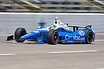 Tristan Vautier (55) in action during qualifying for the IZOD Indycar Firestone 550 race at Texas Motor Speedway in Fort Worth,Texas.