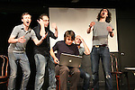 Elephant Larry at Sketchfest NYC, 2011. UCB Theatre