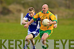 Peter Crowley Laune Rangers Mike Murphy Gneeveguilla
