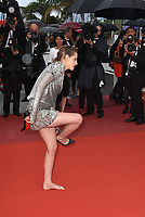 Kristen Stewart<br /> CANNES, FRANCE - MAY 14: Arrivals a the screening of 'Blackkklansman' during the 71st annual Cannes Film Festival at Palais des Festivals on May 14, 2018 in Cannes, France.<br /> CAP/PL<br /> &copy;Phil Loftus/Capital Pictures