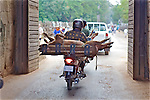 Going Through Victory Gate, Ankor