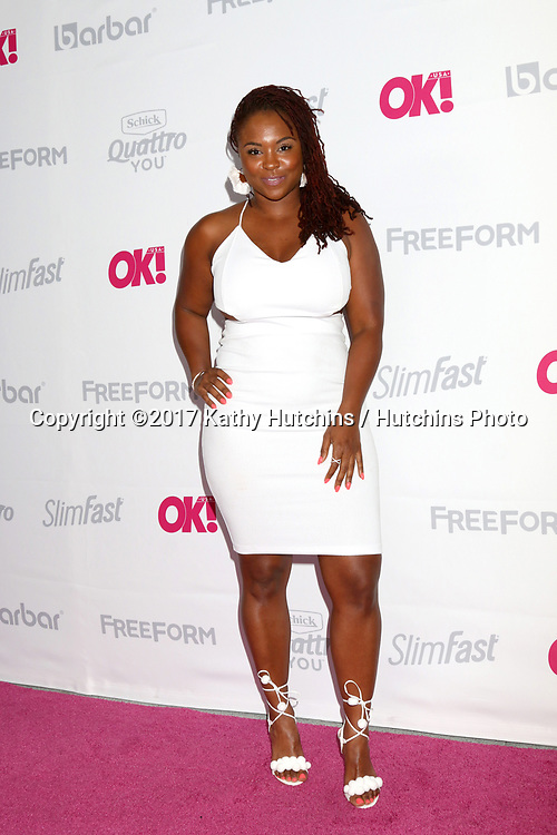 LOS ANGELES - MAY 17:  Torrei Hart at the OK! Magazine Summer Kick-Off Party at the W Hollywood Hotel on May 17, 2017 in Los Angeles, CA