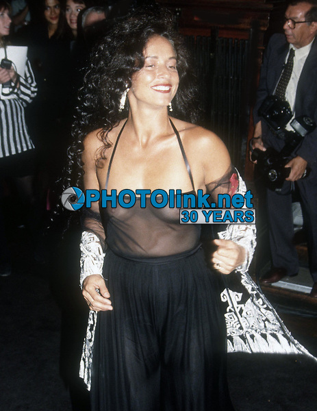 Sonia Braga 1992<br /> Photo By Adam Scull/PHOTOlink.net