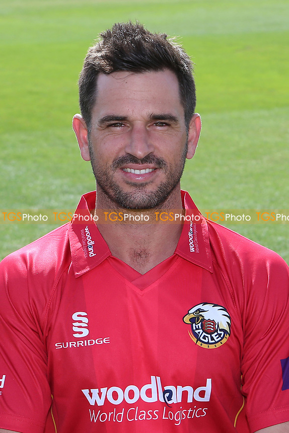 Ryan ten Doeschate of Essex in Royal London Cup kit during the Essex CCC Press Day at The Cloudfm County Ground on 5th April 2017