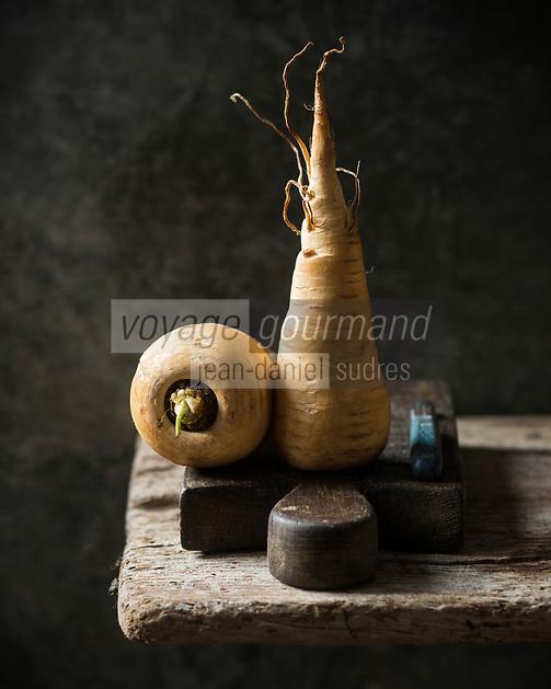 Panais bio // Organic parsnip