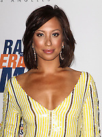 CENTURY CITY, CA, USA - MAY 02: Cheryl Burke at the 21st Annual Race To Erase MS Gala held at the Hyatt Regency Century Plaza on May 2, 2014 in Century City, California, United States. (Photo by Celebrity Monitor)