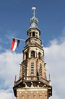 Nederland Leiden 2015 10 03 . Stadhuis van Leiden. Foto Berlinda van Dam / Hollandse Hoogte