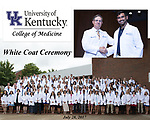 UK College of Medicine White Coat July 2017