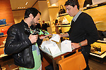 at the Fendi store event inside Crystals, City Center, Las Vegas, NV May 12, 2011 © Al Powers, FENDI