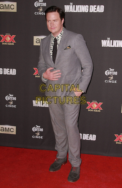2 October 2014 - Universal City, California - JOSH MCDERMITT  attends AMC celebrates the season five premiere of its hit series, &ldquo;The Walking Dead,&rdquo;  at the  AMC Universal Citywalk Stadium 19/IMAX.  <br /> CAP/ADM/TBO<br /> &copy;Theresa Bouche/AdMedia/Capital Pictures