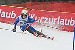 10.03.2018, Ofterschwanger Horn, Ofterschwang, GER, Slalom Weltcup in Ofterschwang, im Bild Michela Azzola (ITA, #47)<br /> <br /> Foto &copy; nordphoto / Hafner