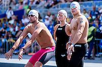 Team Czech Republic CZE<br /> Open Water 5km Team Event - Kazanka River<br /> Day07 30/07/2015<br /> XVI FINA World Championships Aquatics Swimming<br /> Kazan Tatarstan RUS July 24 - Aug. 9 2015 <br /> Photo A.Masini/Deepbluemedia/Insidefoto