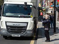 Traffic Wardens Patrol during COVID-19 lockdown - 20.04.2020