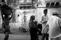 11.2010 Bundi (Rajasthan)<br /> <br /> Guru Nanak festival.<br /> <br /> F&ecirc;te de Guru Nanak.
