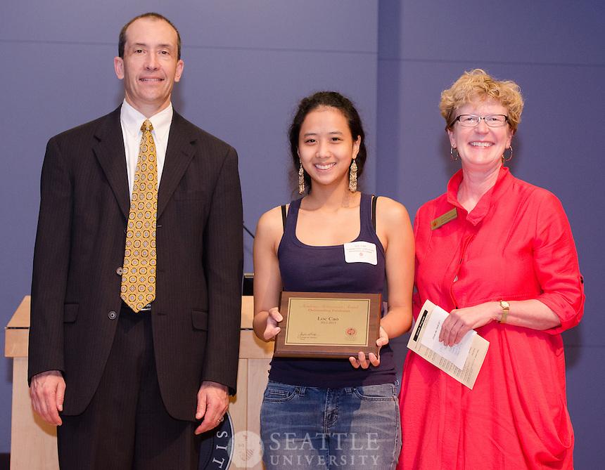 Albers Award Ceremony 2013 - 5/10/13