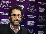 """Tony Kushner attends The American Associates of the National Theatre's Gala celebrating Tony Kushner's """"Angels in America"""" on March 11, 2018 at the Ziegfeld Ballroom,  in New York City."""