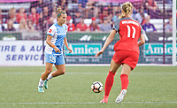 Portland, OR - Saturday August 19, 2017: Amber Brooks during a regular season National Women's Soccer League (NWSL) match between the Portland Thorns FC and the Houston Dash at Providence Park.