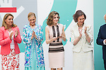 Spanish Queen Sofia, Spanish Quenn Letizia President os comunity of Madrid, Cristina Cifuentes, Ignacio Banon and Susana Cabrero during the memorial ceremony of the 30th anniversary of the foundation help against drug addiction FAD. 22,06,2016. (ALTERPHOTOS/Rodrigo Jimenez)